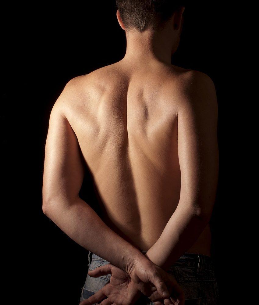 Pull Your Shoulders Back