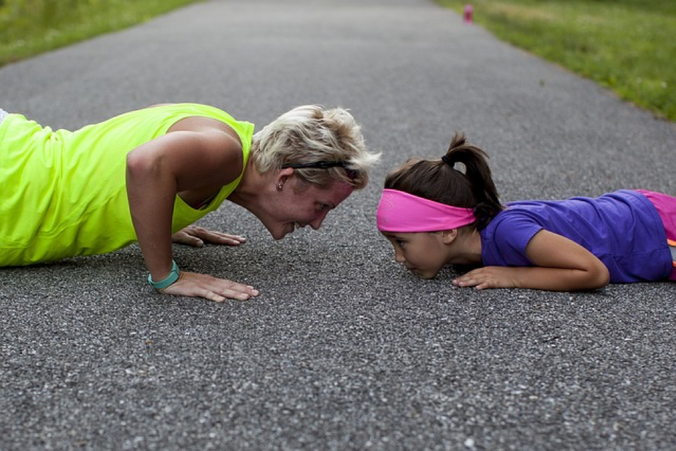 Ways for Single Parents to Keep Their Fitness and Finances in Shape